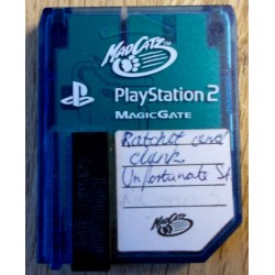 Mad Catz Magic Gate 8 MB Memory Card til Playstation 2