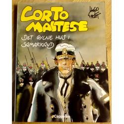 Corto Maltese: Det gylne hus i Samarkand - 1. opplag - 1987