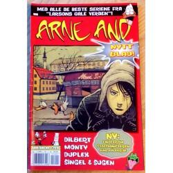 Arne And: 2010 - Nr. 1 - Første nummer!