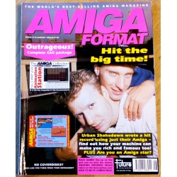 Amiga Format: 1992 - August - Everybody shakedown!