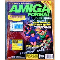 Amiga Format: 1992 - October - You asked for it!
