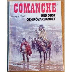 Comanche: Nr. 5 - Red Dust och Rövarbandet