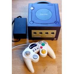 Nintendo GameCube: Konsoll-pakke (lilla)