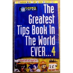 Games Master: The Greatest Tips Book In The World Ever... 4
