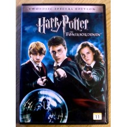 Harry Potter og Føniksordenen (DVD)