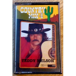 Country Mix 4 - Teddy Nelson (kassett)