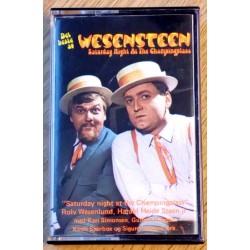 Det beste av Wesensteen: Saturday Night at the Campingplassen (kassett)
