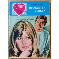 Hjerterevyen: 1975 - Nr. 31 - Diamanter i solen