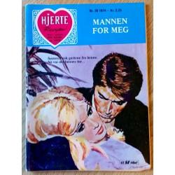 Hjerterevyen: 1974 - Nr. 36 - Mannen for meg