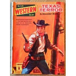 Western: 1966 - Nr. 39 - Texas Terror