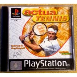 Actua Tennis (Actua Sports)