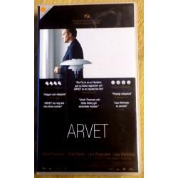 Arvet (VHS)