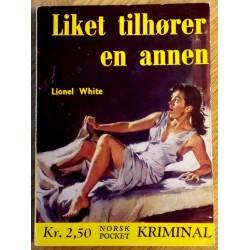 Fredhøis Pocket: Nr. 199 - Liket tilhører en annen