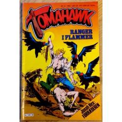 Tomahawk: 1982 - Nr. 6 - Ranger i flammer