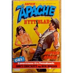 Apache: 1980 - Nr. 1 - Kaptein Apasje