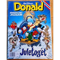 Donald Juletoget - Norsktegnet album