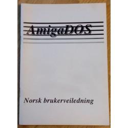 AmigaDOS - Norsk brukerveiledning