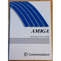 Amiga - Hard Drive User's Guide