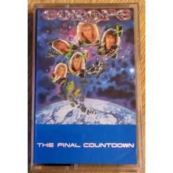 Europe: The Final Countdown (kassett)