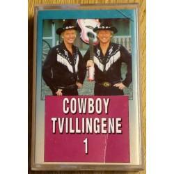 Cowboy-Tvillingene: Nr. 1 (kassett)