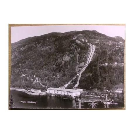 Postkort: Nore 1 Rødberg (Buskerud)
