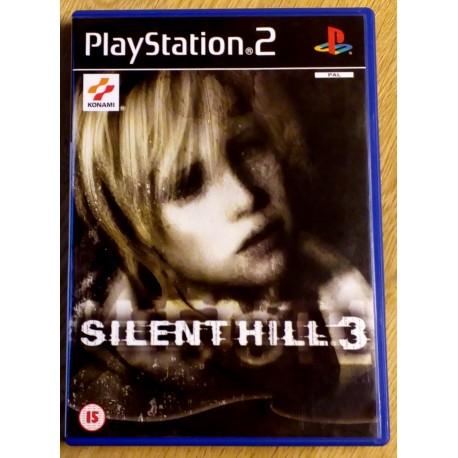 Silent Hill 3 (Konami)