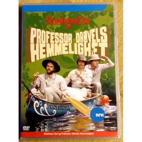 Brødrene Dal og Professor Drøvels hemmelighet (DVD)
