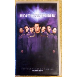 Star Trek Enterprise 1.01 (VHS)