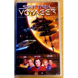Star Trek Voyager 6.12 (VHS)