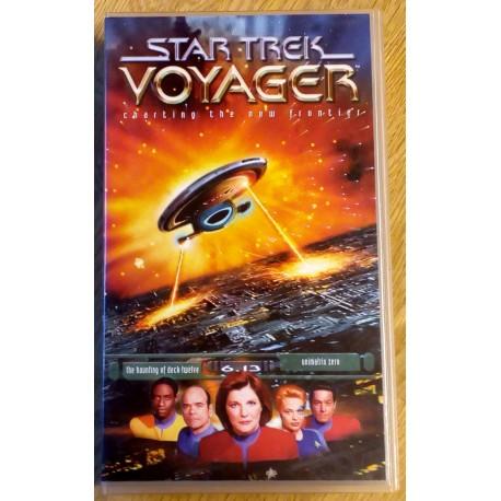 Star Trek Voyager 6.13 (VHS)