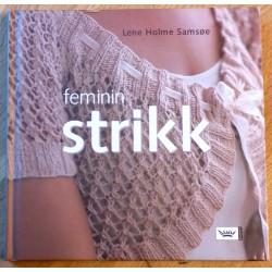 Feminin strikk