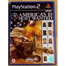 America's 10 Most Wanted (Play It)
