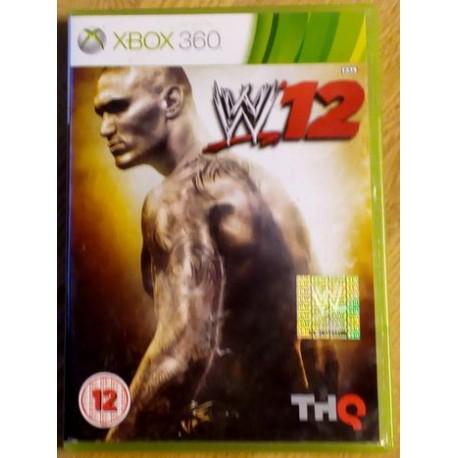WWE '12 (THQ)