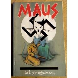 Art Spiegelman: MAUS - 1. opplag