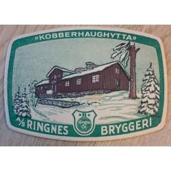 Ølbrikker: Ringnes Bryggeri - Kobberhaughytta