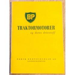 BP - Traktormotorer og deres drivstoff