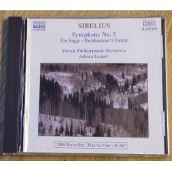 Sibelius: Symphony No. 5 (CD)