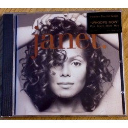 Janet Jackson: Janet. (CD)