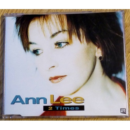 Ann Lee: 2 Times (CD)