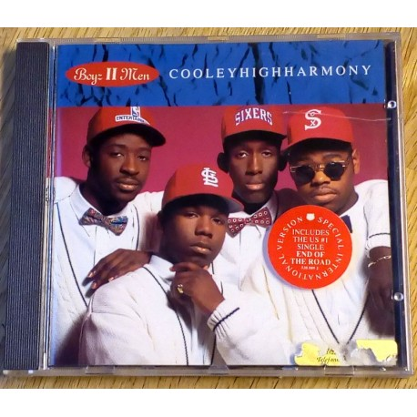 Boyz II Men: Cooleyhighharmony (CD)