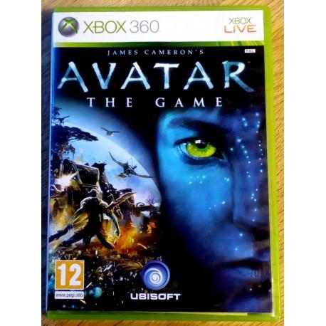 Xbox 360: Avatar - The Game (Ubisoft)