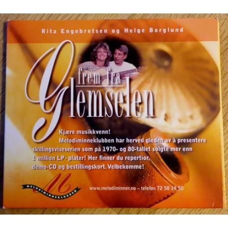 Frem fra glemselen - Rita Engebretsen og Helge Borglund (CD)