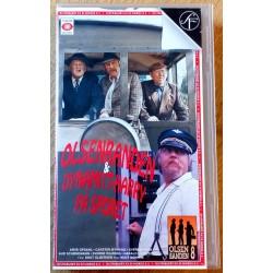 Olsenbanden & Dynamitt-Harry på sporet (VHS)