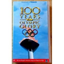 100 Years of Olympic Glory - Del 1 (VHS)