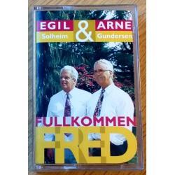 Egil Solheim og Arne Gundersen: Fullkommen fred (kassett)
