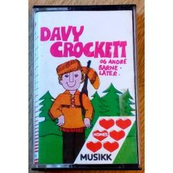 Davy Crockett og andre barnelåter (kassett)