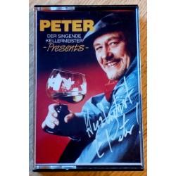 Peter - Der Singende Kellermeister: Hits, Stimmung, Evergreens (kassett)