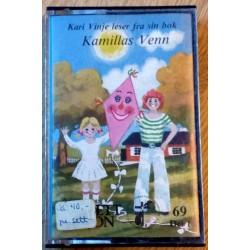 Kari Vinje leser fra sin bok Kamillas Venn (kassett)