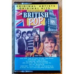 The Hit Story of British Pop - Volume 1 (kassett)