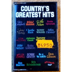 Country's Greatest Hits (kassett)
